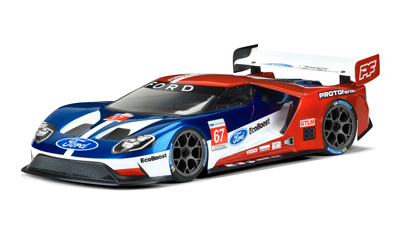 Ford GT Clear Body