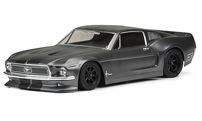 1968 Ford Mustang Clear Body